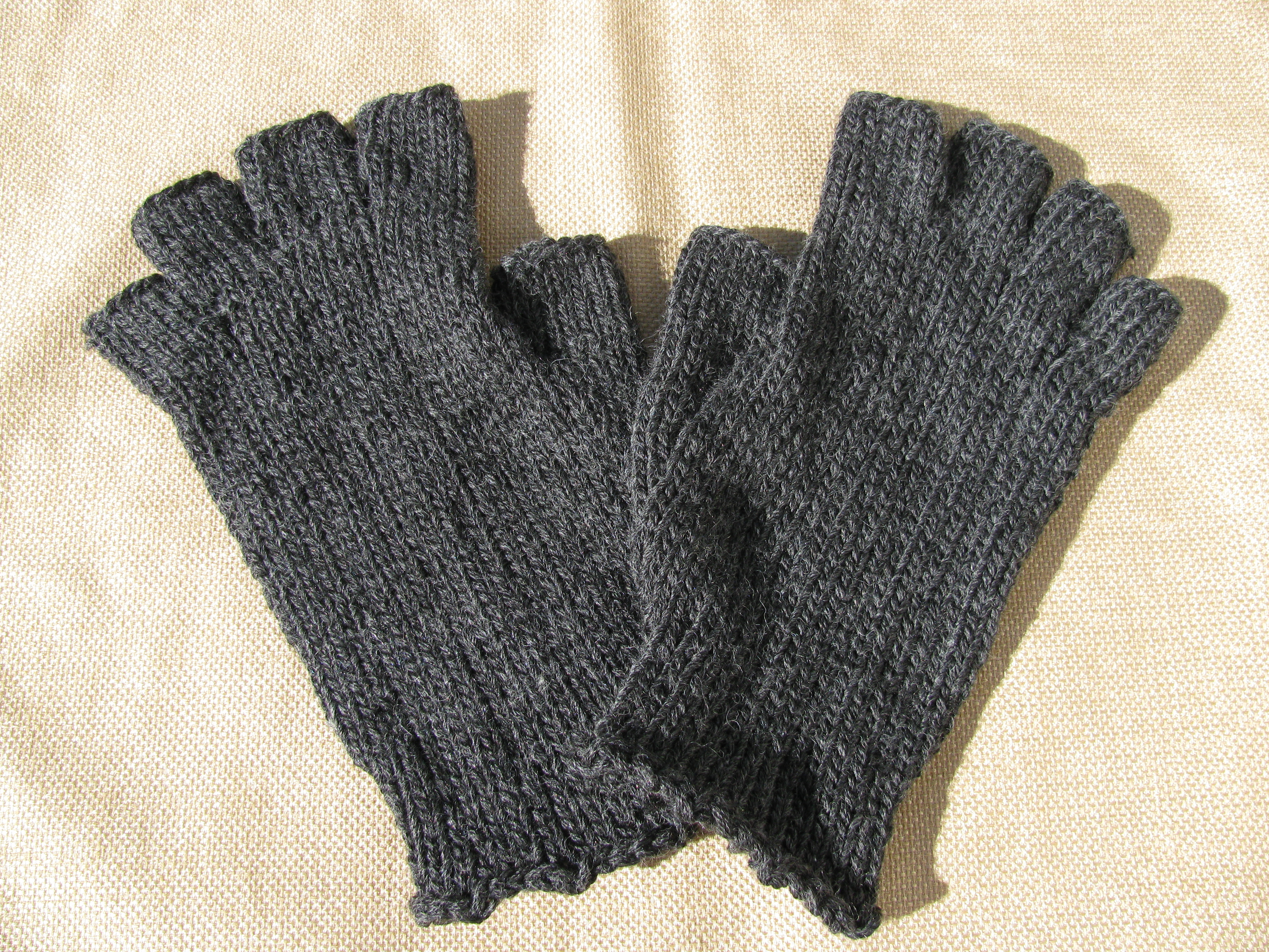 Fingerless gloves canada - Mens Fingerless Gloves Ready To Ship